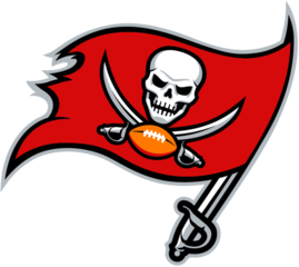 Tampa Bay Buccaneers Team Season Stats by Week