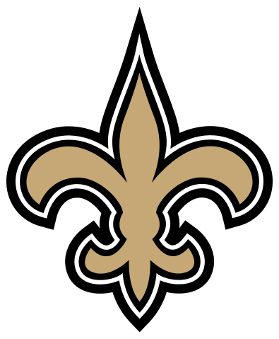 New Orleans Saints Team Season Stats by Week