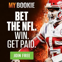 MyBookie Sports Promo Codes for Free NFL Bets